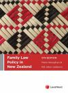 Family Law Policy in New Zealand, 5th edition cover