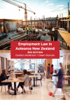 Employment Law in Aotearoa New Zealand, 3rd edition cover