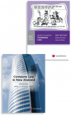 Student Companion: Company Law, 2nd edition (eBook) and Company Law in New Zealand, 2nd edition (eBook) (Bundle) cover