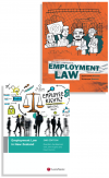 Butterworths Student Companion: Employment Law, 2nd edition (eBook) and Employment Law in New Zealand, 2nd edition (eBook) (Bundle) cover