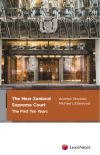 The New Zealand Supreme Court: The First Ten Years - LN Red Book cover