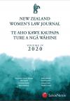 New Zealand Women's Law Journal – Te Aho Kawe Kaupapa Ture a ngā Wāhine, Volume 4 cover