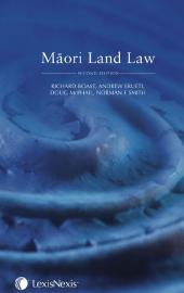 Maori Land Law, 2nd edition cover