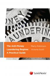 The Anti-Money Laundering Regime: A Practical Guide (eBook) cover
