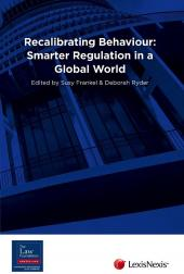 Recalibrating Behaviour: Smarter Regulation in a Global World cover