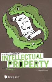 Butterworths Student Companion: Intellectual Property, 2nd edition (eBook) cover