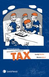 Butterworths Student Companion: Tax Law (eBook) cover