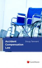 Accident Compensation Law cover