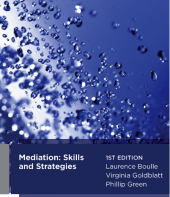 Mediation: Skills and Strategies cover