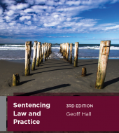 Sentencing Law and Practice, 3rd edition cover