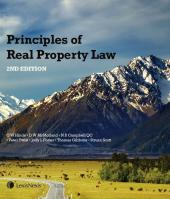 Principles of Real Property Law, 2nd edition cover