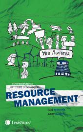 Butterworths Student Companion: Resource Management (eBook) cover