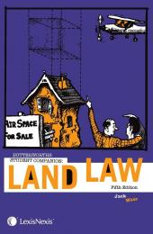 Land Law, 5th edition: Butterworths Student Companion cover