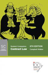 Butterworths Student Companion: Contract Law, 6th edition (eBook) cover