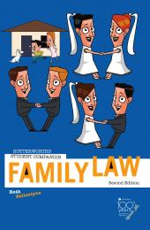 Butterworths Student Companion Family Law, 2nd edition (eBook) cover