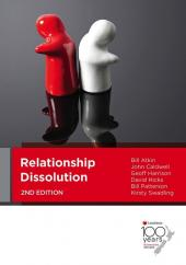 Relationship Dissolution, 2nd Edition cover