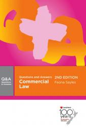 Questions and Answers Commercial Law, 2nd edition cover