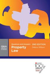 Butterworths Questions and Answers: Property Law, 2nd edition  cover