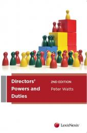 Directors' Powers and Duties, 2nd edition (eBook) cover