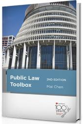 Public Law Toolbox, 2nd edition cover