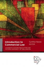 Introduction to Commercial Law - Custom (eBook) cover