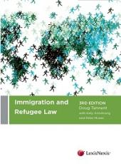 Immigration and Refugee Law, 3rd edition - LN Red Book cover