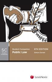 Student Companion: Public Law, 6th edition (eBook) cover