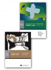 Public Law Study Pack cover