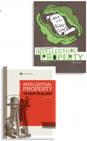 Butterworths Student Companion: Intellectual Property, 2nd edition (eBook) and Intellectual Property in New Zealand, 2nd edition (eBook) (Bundle) cover