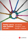 Family Law in New Zealand, 20th edition cover